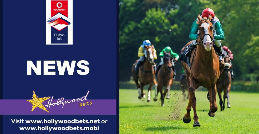 Vodacom Durban July News - Hollywoodbets - Horse Racing