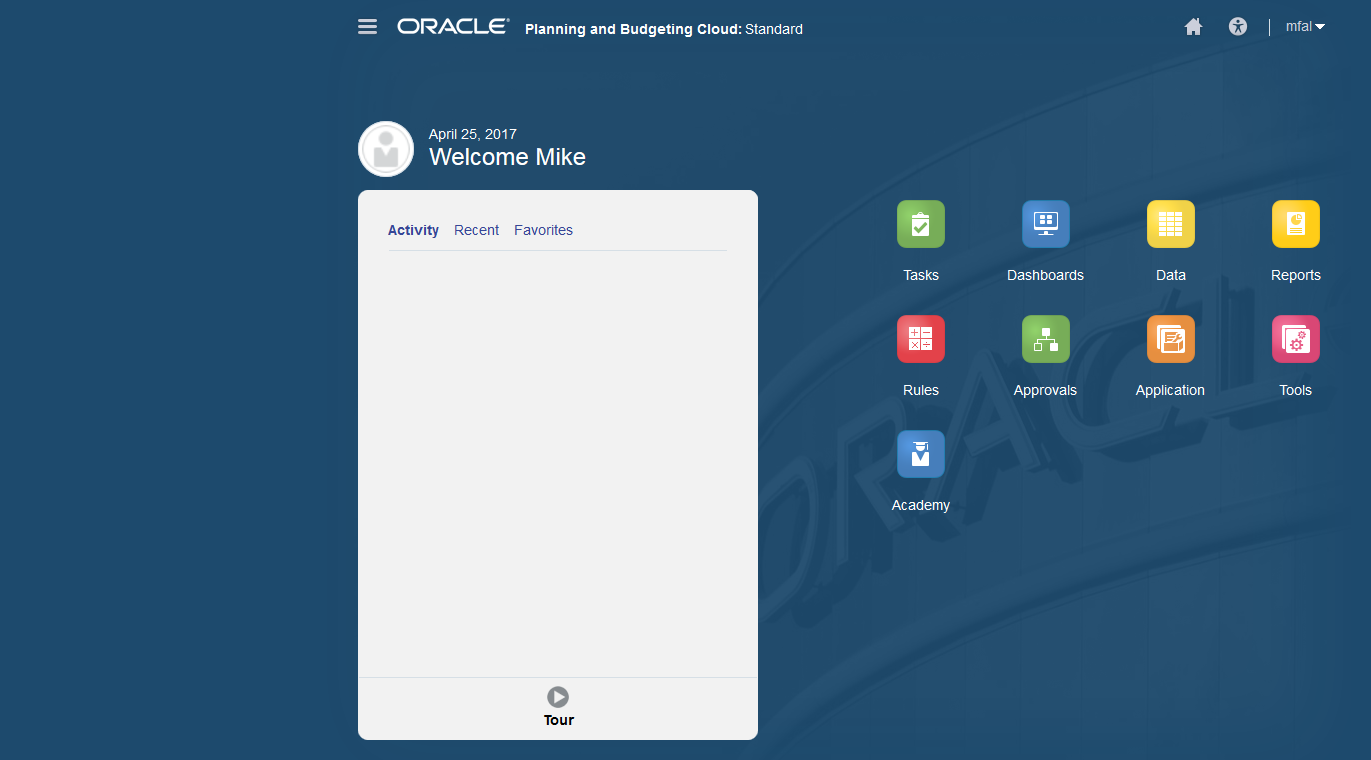 Stay Ahead In The Cloud Branding The Oracle Cloud Pbcs And Fccs