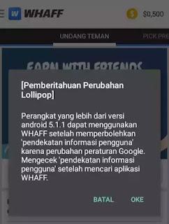 Whaff