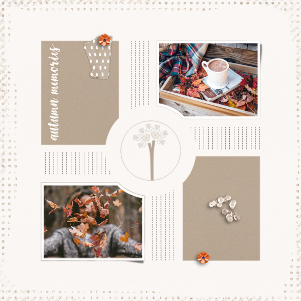 compass 7 © sylvia • sro 2018 • compass 7 digital scrapbook template by léa france
