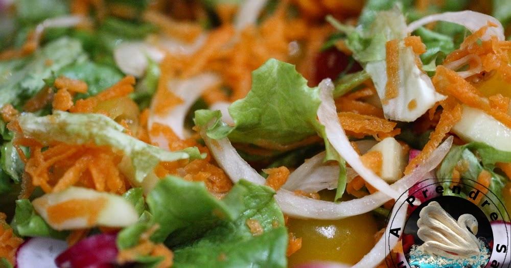 Salade fra che d 39 t a prendre sans faim for Entree fraiche ete