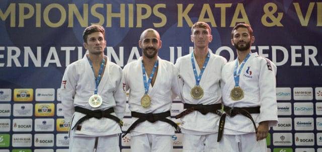 """Judo, Antonio De Bartolo (bronzo agli ultimi Mondiali): """"Sono felice di aver centrato questo traguardo. Il lavoro paga sempre"""""""