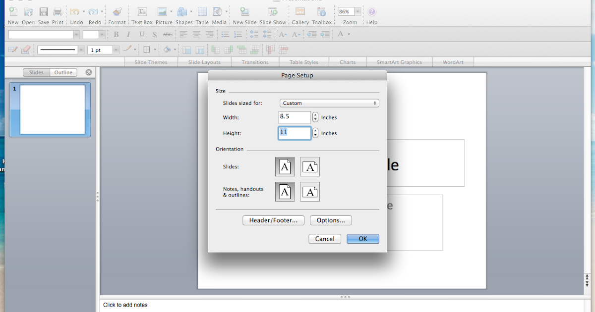 how to make my own powerpoint template