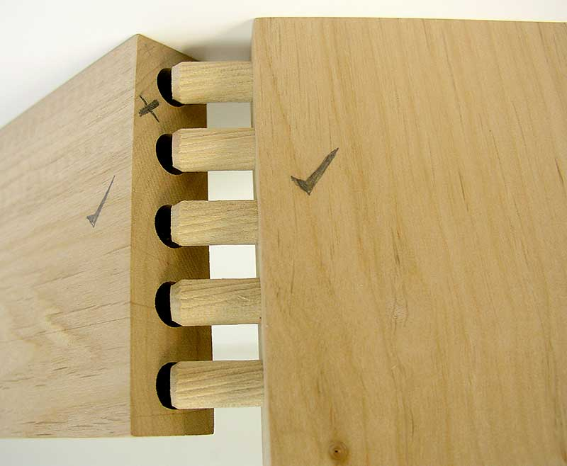... joints which we make and use in dado woodworking joints home