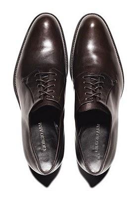 заоблени обувки за високи мъже