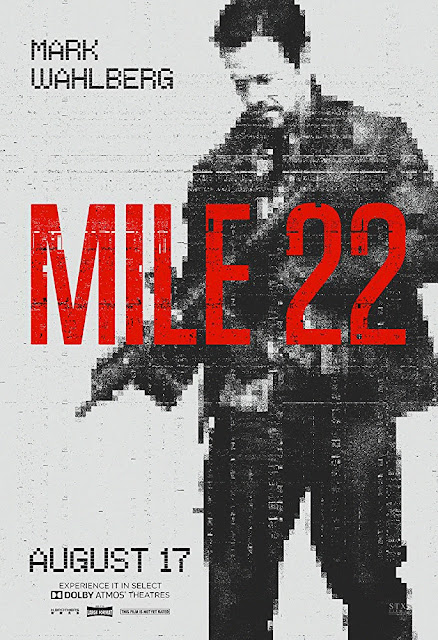 Sinopsis Film Mile 22 (2018) Pemain: Mark Wahlberg, Iko Uwais