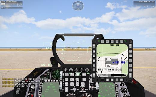 Arma3用F-16C Fighting falcon戦闘機MOD
