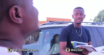 "Dont miss Cracked up ""The Book Seller"" Comedy skit [Video]"