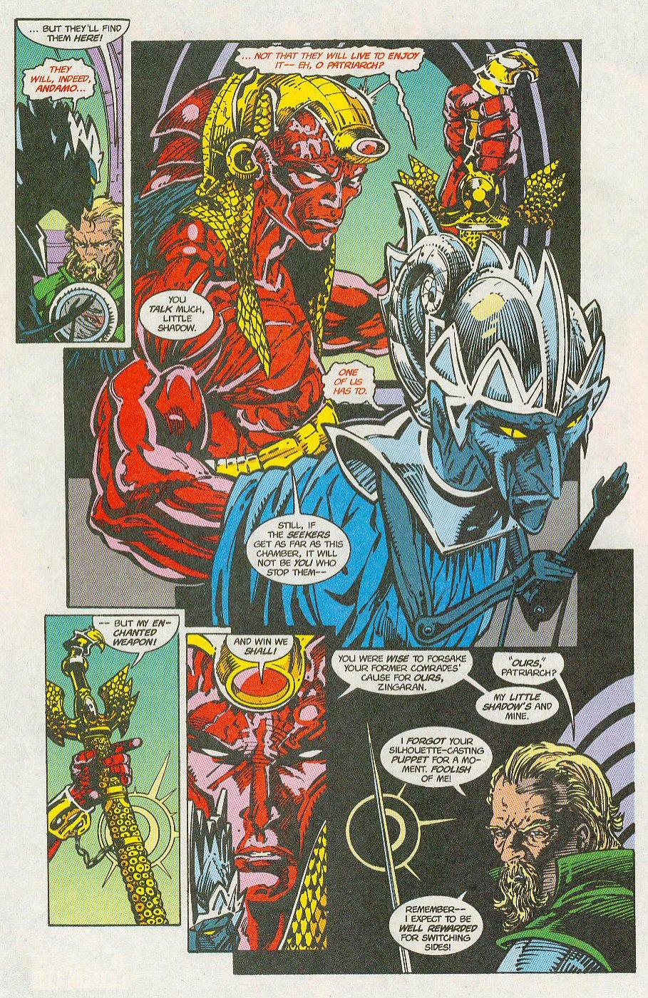 Read online Conan the Adventurer comic -  Issue #13 - 10