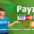 PAYZA.COM   Crear cuenta sin tarjeta de credio - Haz y recibe pagos en dólares al instante
