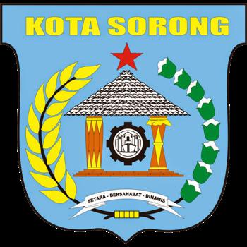Logo Kota Sorong PNG