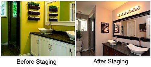 Bathroom Staging Ideas