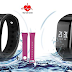 $11.54 (Reg. $32.99) + Free Ship Fitness Tracker + Replacement Band!
