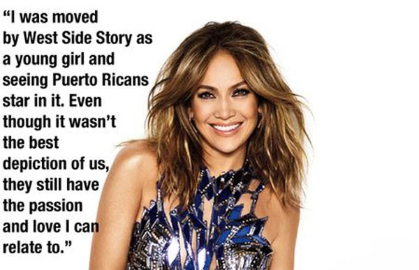 Jennifer Lopez for Cosmo