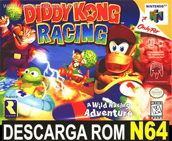 Diddy Kong Racing 64 ROMs Nintendo64