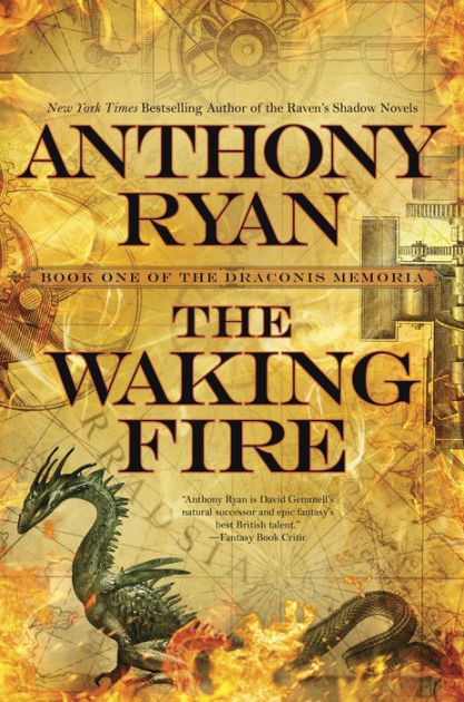 "Click Here To Order ""The Waking Fire"" by Anthony Ryan!!!"