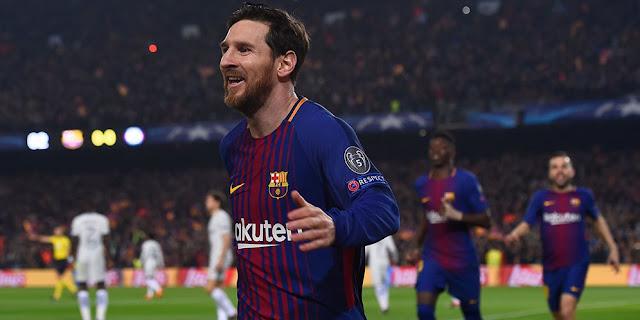 Leganes Jadi Korban Keganasan Barcelona Saat Bertandang ke Camp Nou