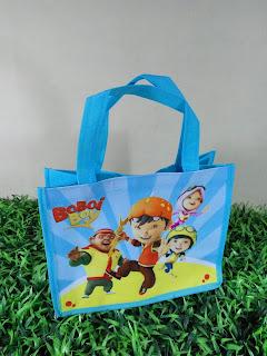tas souvenir ulang tahun boboiboy