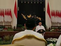 Inilah Pesan Menyejukan Maulana Habib Lutfi Di Istana Negara