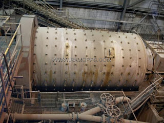 12.5ft x 20ft Ball Mill