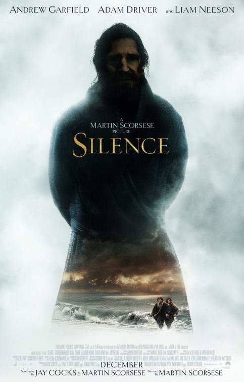 Silence [2016] [DVDR] [NTSC] [Latino]