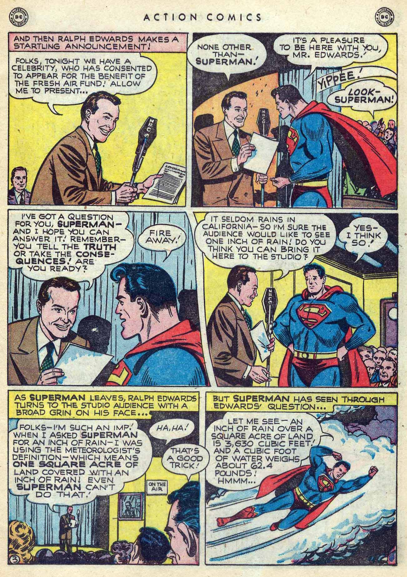 Read online Action Comics (1938) comic -  Issue #127 - 5