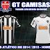 Todas as camisas da Série A do Campeonato Brasileiro 2014