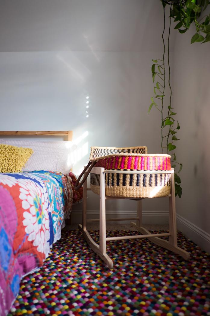 Baby Cheyenne and a Nursery Sneak Peek- designaddictmom