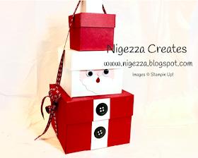 Throwback Friday: Santa Gift Box Nigezza Creates