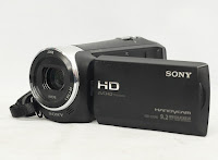 HandyCam Bekas - Sony HDR-CX240E