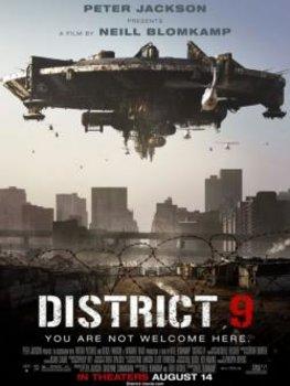Khu Vực 9 - District 9 (2009) | Bản đẹp + Thuyết Minh