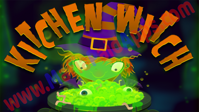 Cooking Witch v2.0.2 Mod Money Apk for Android mafiapaidapps