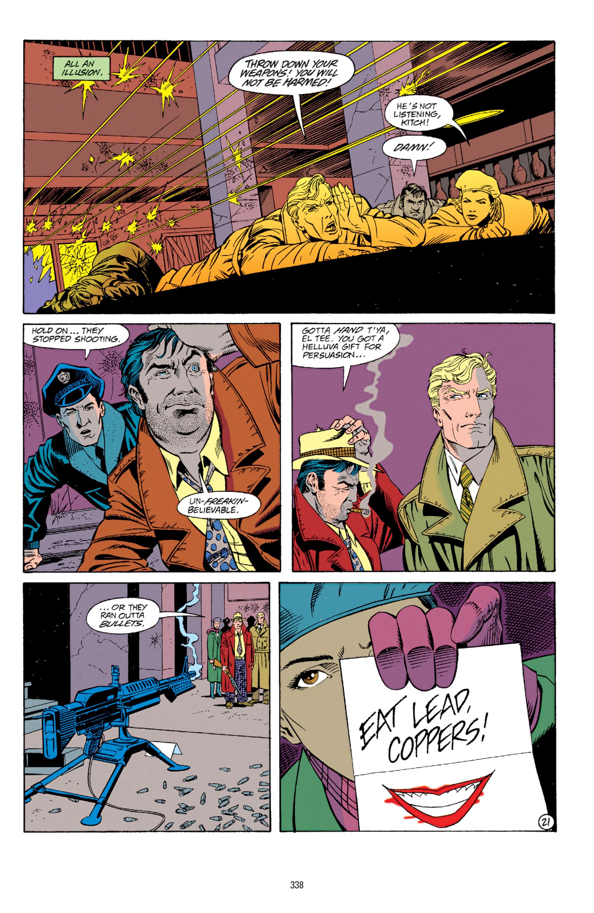 Detective Comics (1937) 672 Page 21