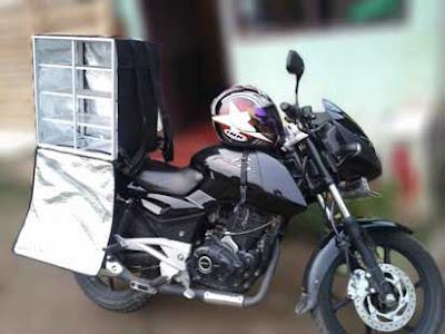 delivery service, konveksi tas delivery, konveksi tas