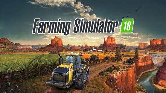 Confirmada fecha de lanzamiento de Farming Simulator 18 en 3DS y PSVita