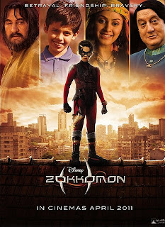 Zokkomon (2011) Bollywood movie mp3 song free download