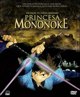Princesa mononoke – Dublado