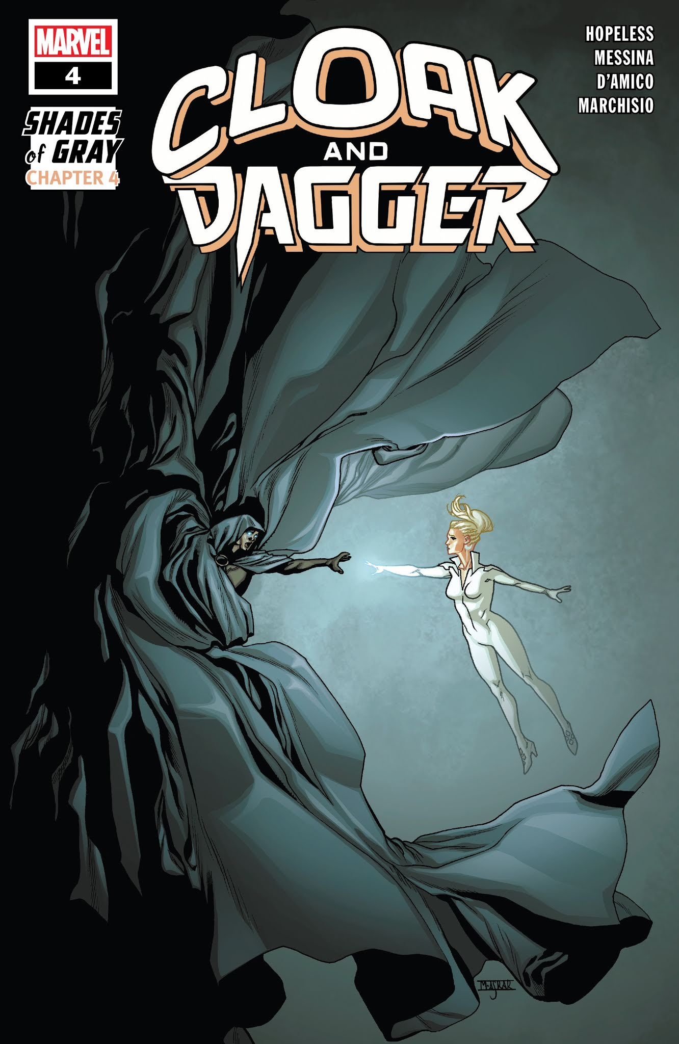 Cloak and Dagger (2018) 4 Page 1