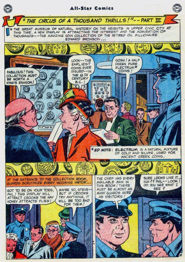 Read online All-Star Comics comic -  Issue #54 - 25
