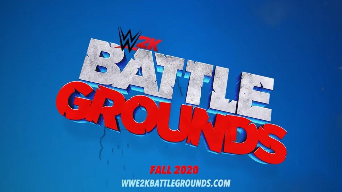 2K Games anuncia o lançamento do WWE 2K Battlegrounds