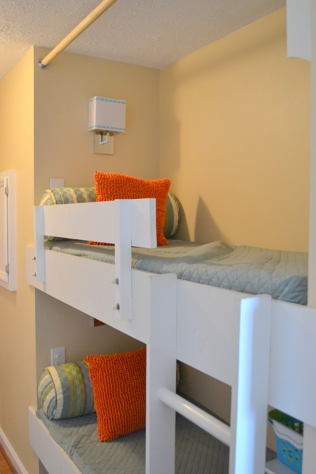 Remodelaholic Beach Condo Renovation Before And After