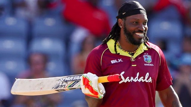 Chris Gayle's last world cup