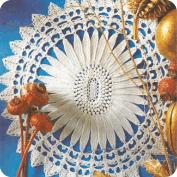 """Tapete """"Margarita Gigante"""" a Crochet"""