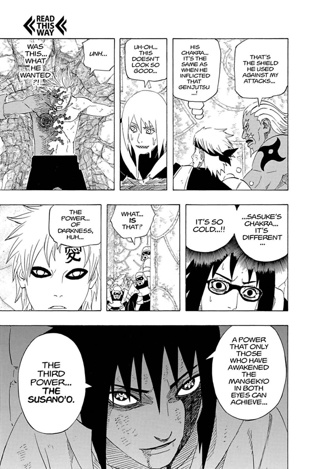 Favorite Naruto plot holes - Naruto