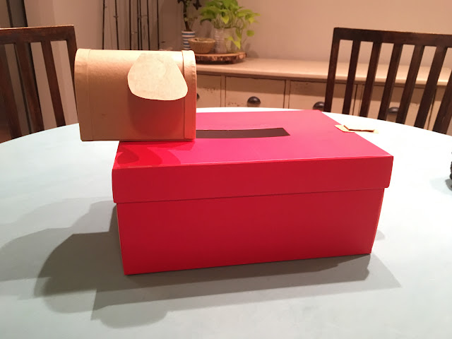 Boykin Spaniel Cute Dog Valentine Box | The Lowcountry Lady