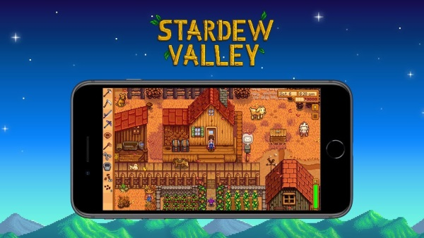 Stardew Valley ออกรุ่น iOS และ Android