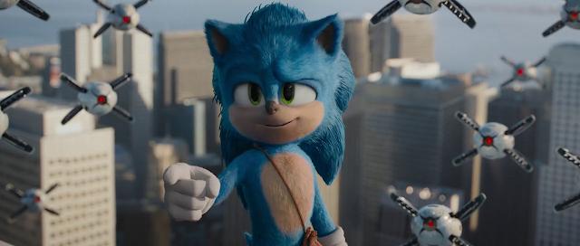 Sonic the Hedgehog (2020) Dual Audio [Hindi-DD5.1] 720p BluRay ESubs Download