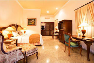 Kamar Hotel Puri Asri