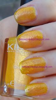 Kiko Microglitter Yellow