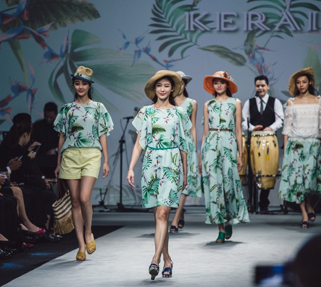 14th Taipei In Style: KERAIA 2017 SS